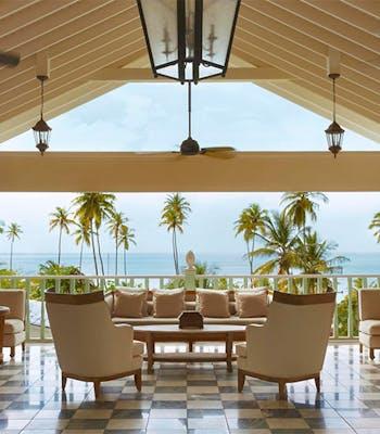 Where to go on holiday in January: Sugar Beach Caribbean