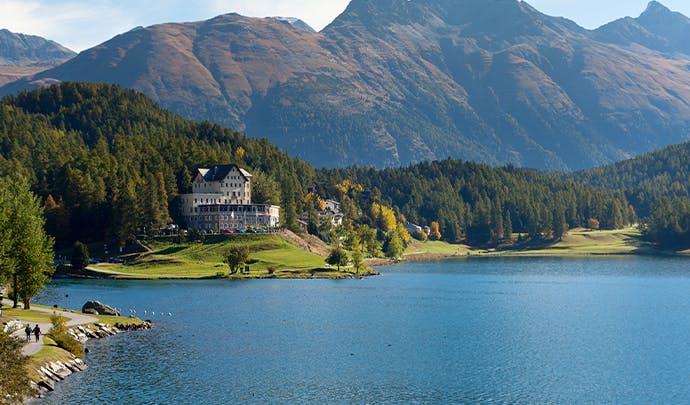 Where to go in September: luxury Switzerland holiday