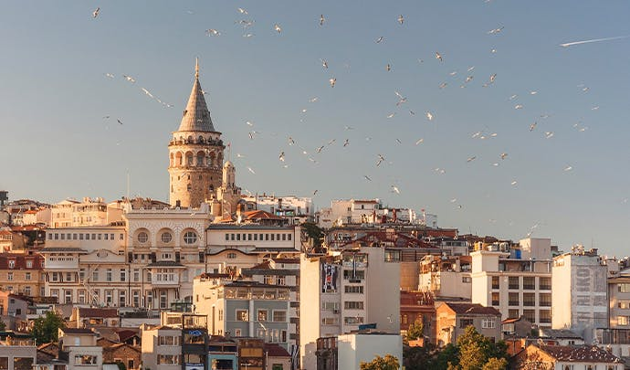 Where to go in October: luxury Turkey holiday