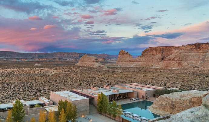 Where to go in September: luxury USA holiday