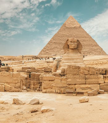 Luxury March vacation: Egypt