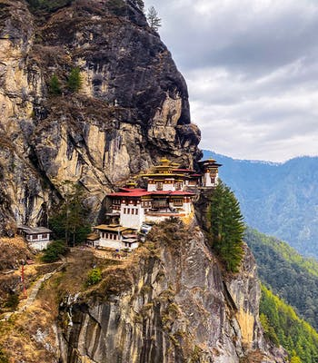 Where to go on a luxury holiday in October: Bhutan