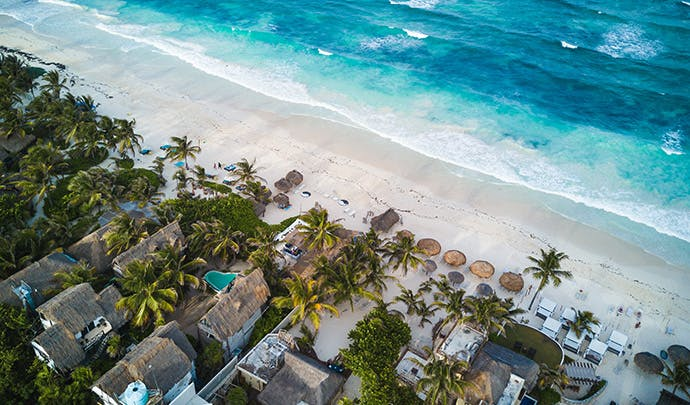 Luxury vacation: Mexico