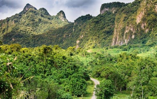 Hiking in Viti Levu