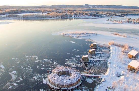Arctic Bath   Luxury Hotels in Sweden