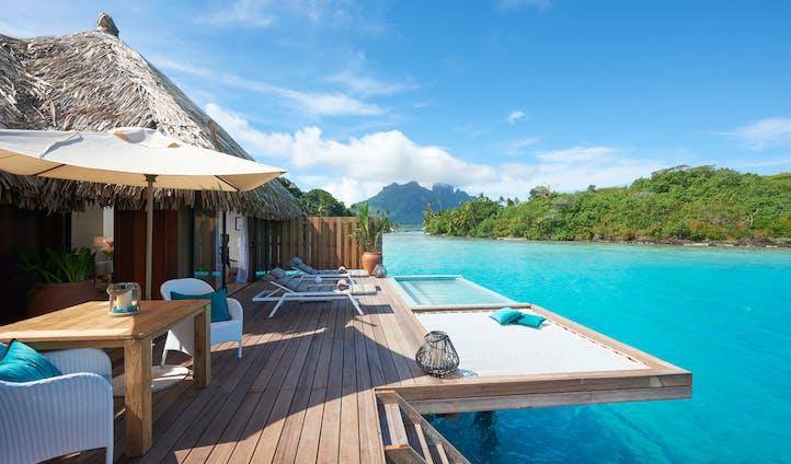 Luxury Honeymoon in Bora Bora, French Polynesia