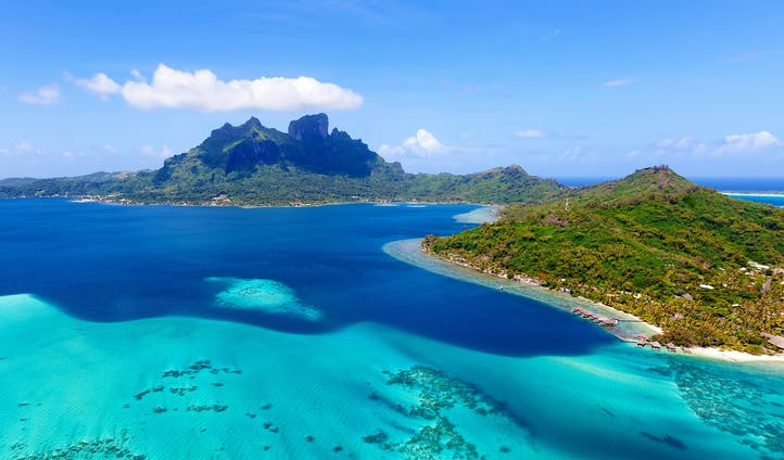 Luxury Honeymoon in Bora Bora, French Polynesia