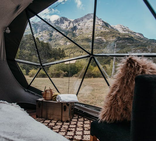 Eclipse accommodation in Argentina
