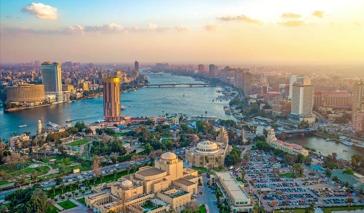 Egypt with WSJ+ & Black Tomato