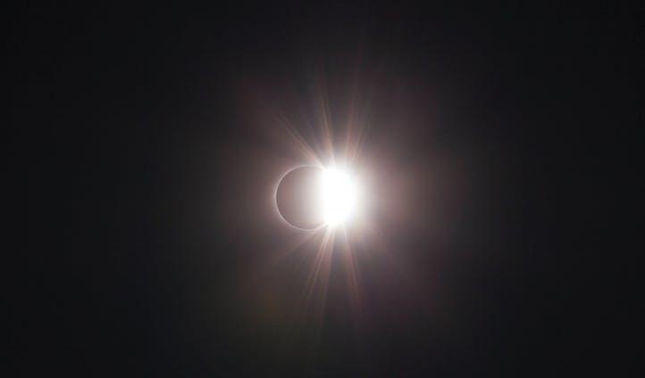 2021 Antarctica Solar Eclipse