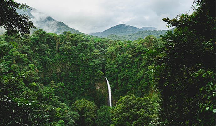 Luxury Vacation in February: Costa Rica