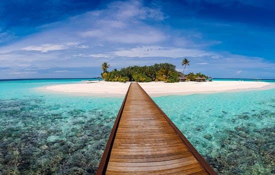 Maldives luxury