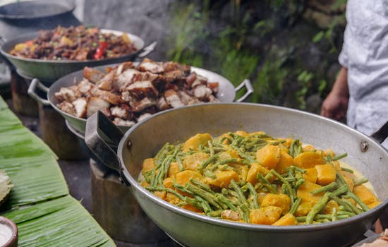 Food tour of Manila