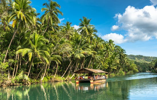 Loboc River, Philippines