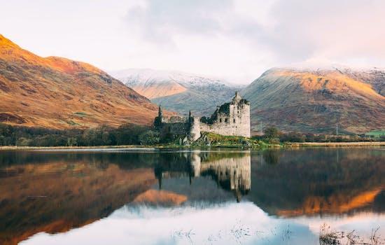 Luxury holidays to Scotland
