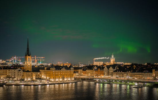 Luxury holidays to Stockholm