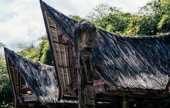 Batak tribes in the Philippines