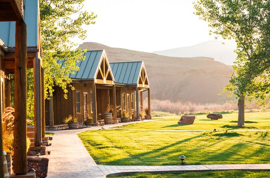 Sorrel Rver Ranch   Luxury Hotels & Ranches in the USA