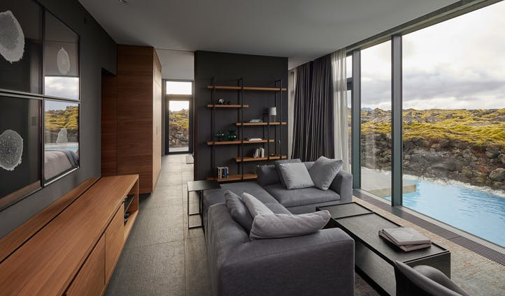 The Retreat at Blue Lagoon | Luxury hotels in Iceland