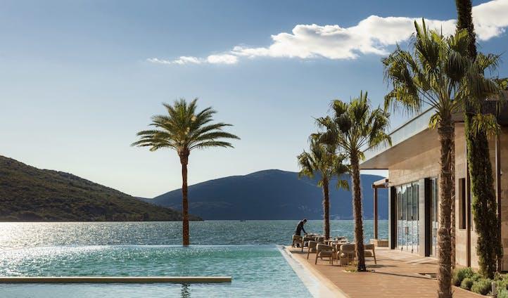 Luxury holidays to Montenegro
