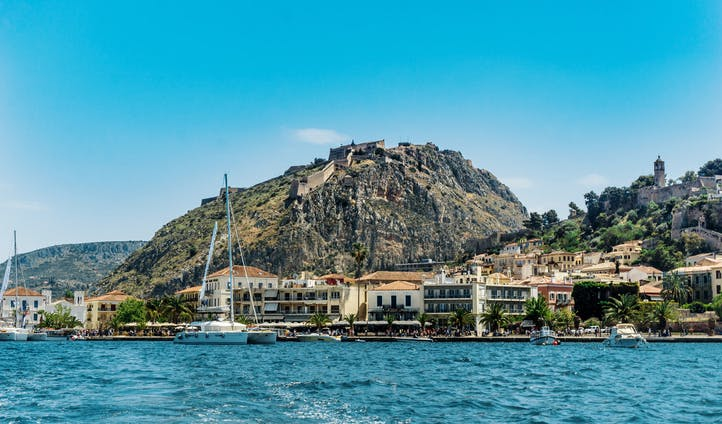 Luxury Holiday to Greece with WSJ+ & Black Tomato
