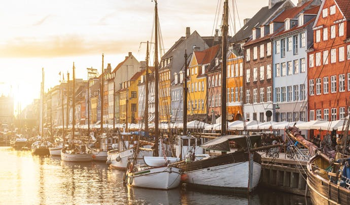 Where to go on holiday in July: Denmark