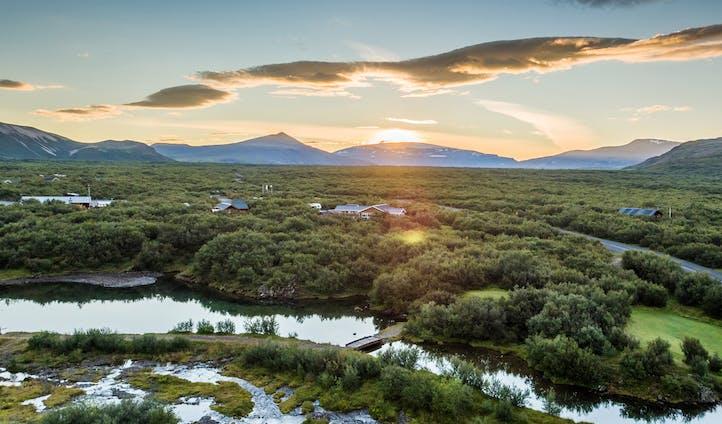 Hotel Húsafell | Luxury Hotels in Iceland