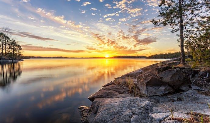 Finnish Lakeland