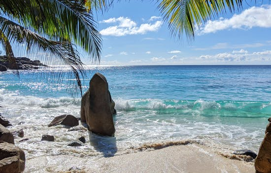 Luxury holidays in the Seychelles