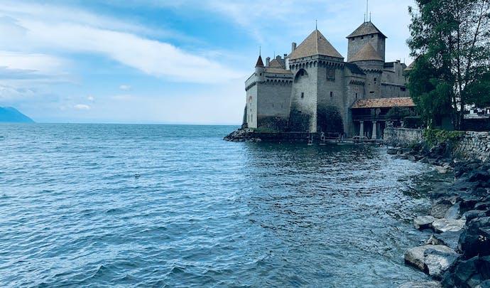 Chillon Castle, Montreux