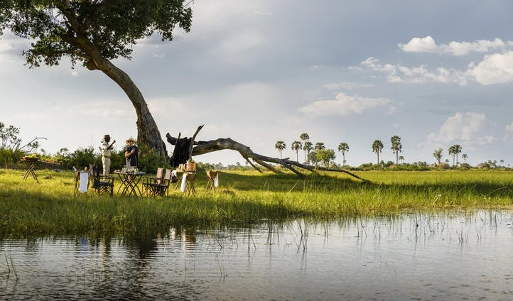 Xigera Safari Lodge, Okavango Delta   Luxury Hotels & Lodges in Botswana