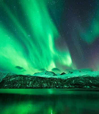 When to see Icelands Northern Lights